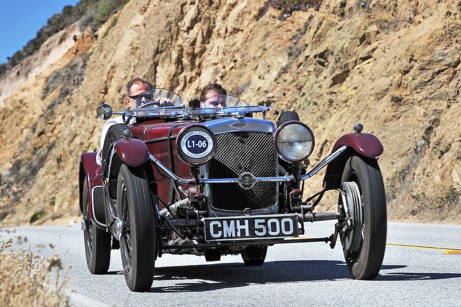 1935 Frazer Nash TT Replica Shelsley