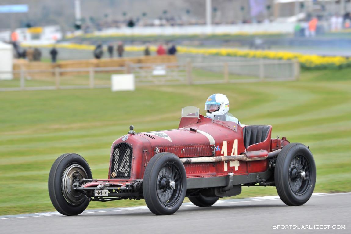 1931 Alfa Romeo 8C 2600 'Muletto'