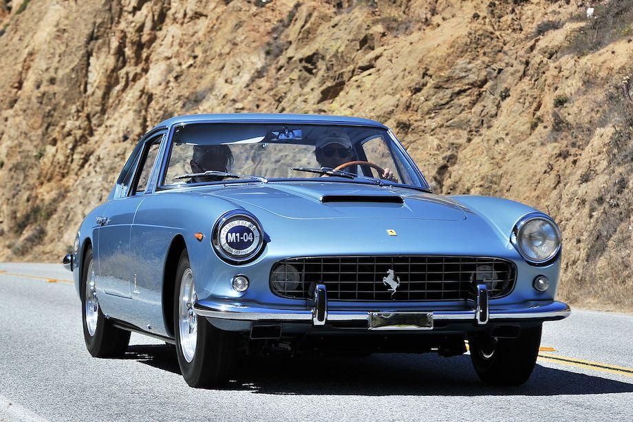 1960 Ferrari 250 GT Pinin Farina Coupe Speciale