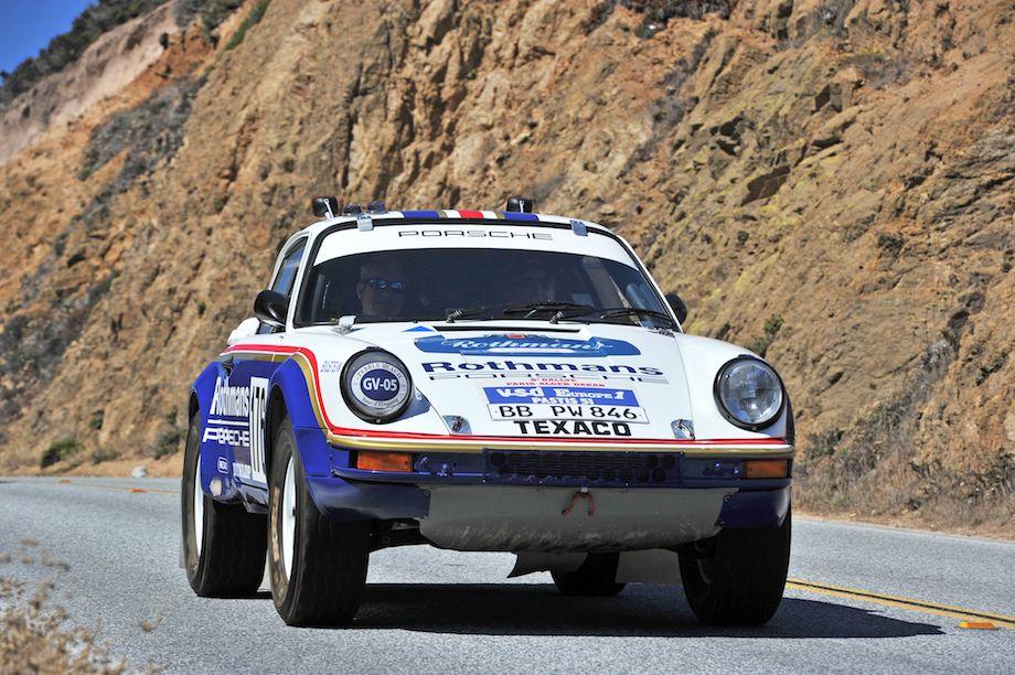 1984 Porsche 953 911 Paris-Dakar