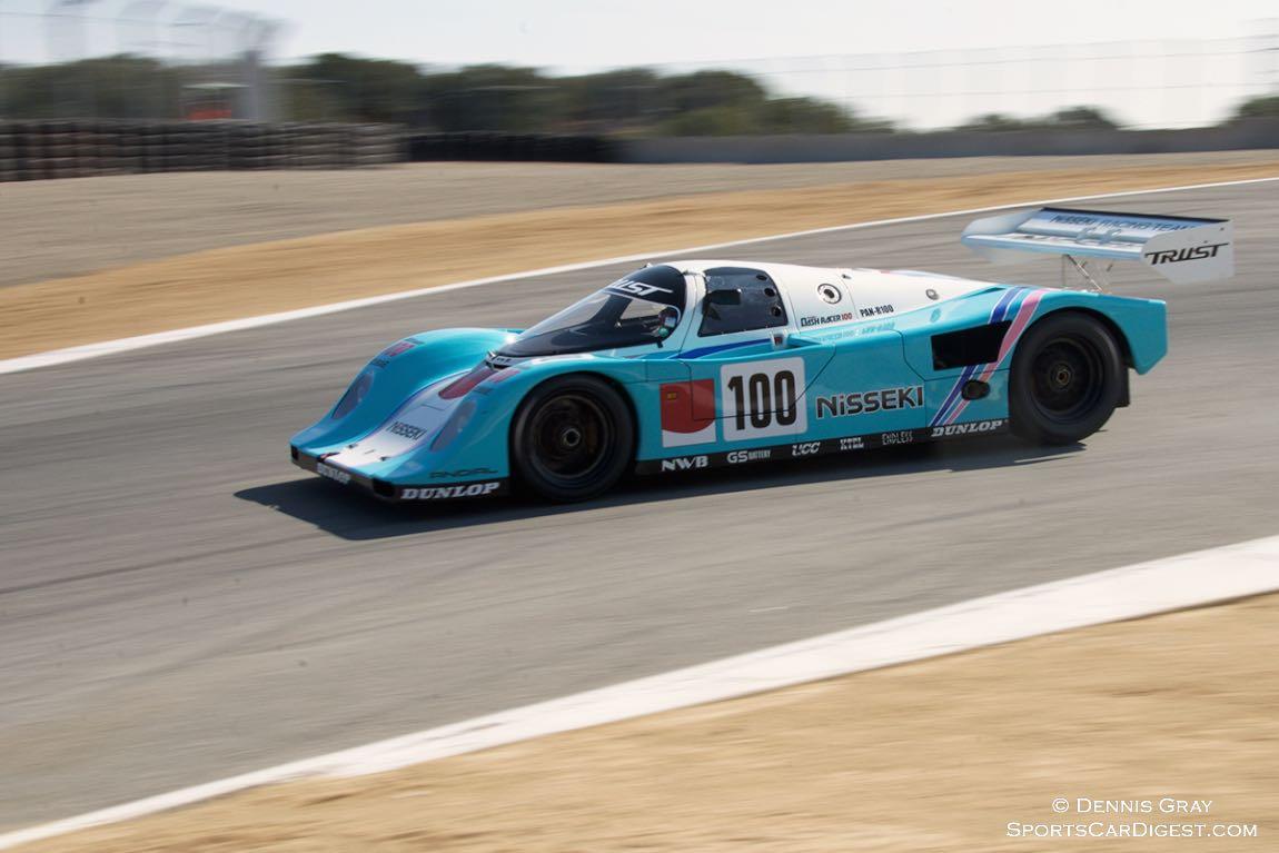 Bruce Canepa - 1990 Porsche 962C.