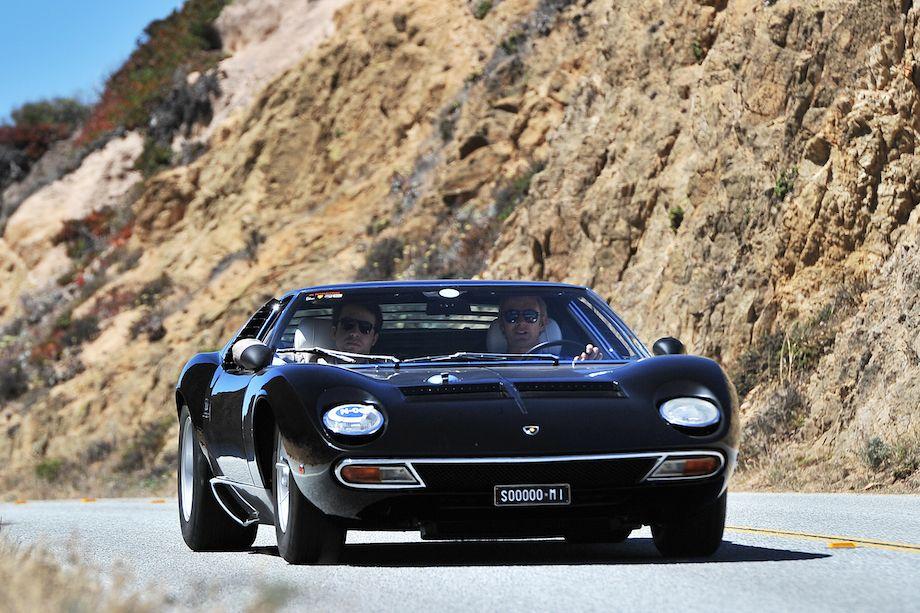 1973 Lamborghini Miura SV