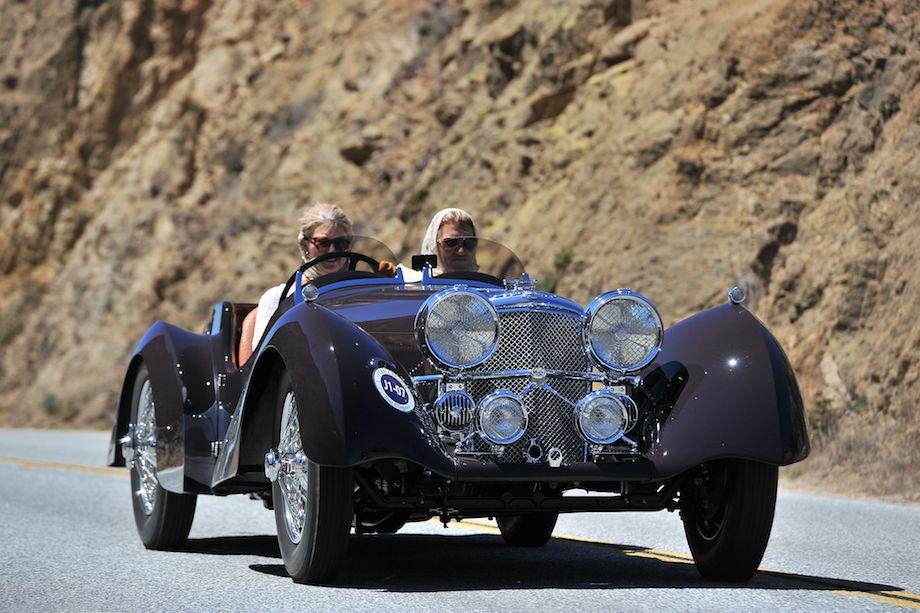 1936 Jaguar SS100 Roadster