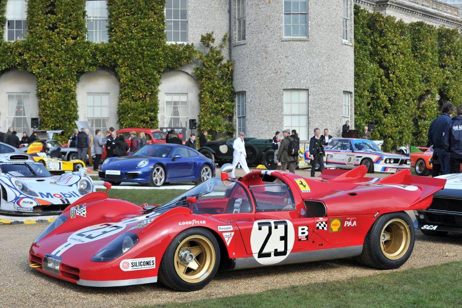 NART Ferrari 512