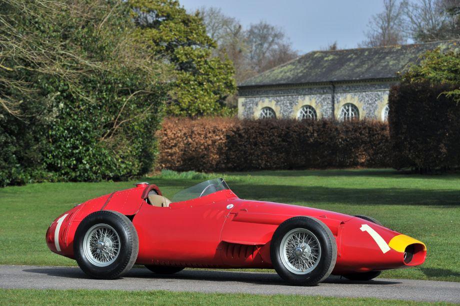 1954 Maserati 250F, ex-Juan Manuel Fangio German Grand Prix winner