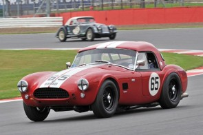 AC Cobra at Silverstone Classic