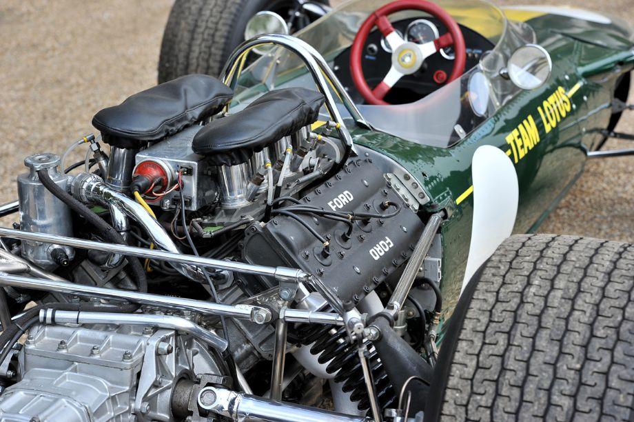 Lotus-Ford 49
