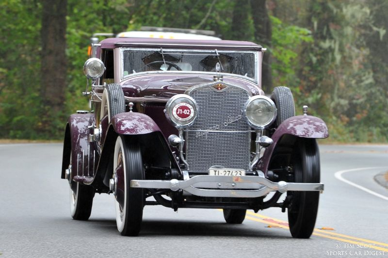 Chariots march up Goodwood Hill