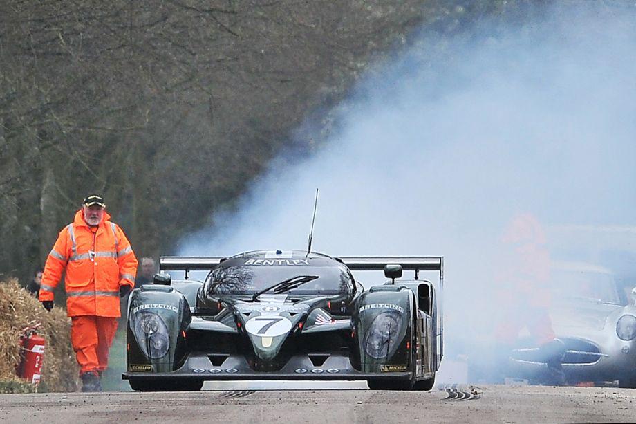 2003 Le Mans-winning Bentley Speed 8