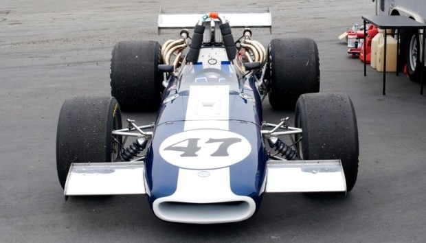 1969 Eagle Mk 5, chassis 512