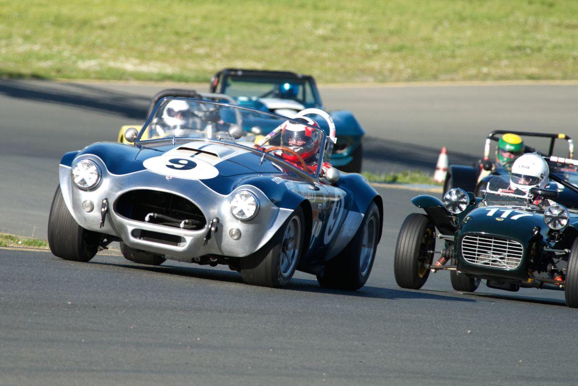 John Goodman's Ford Cobra.