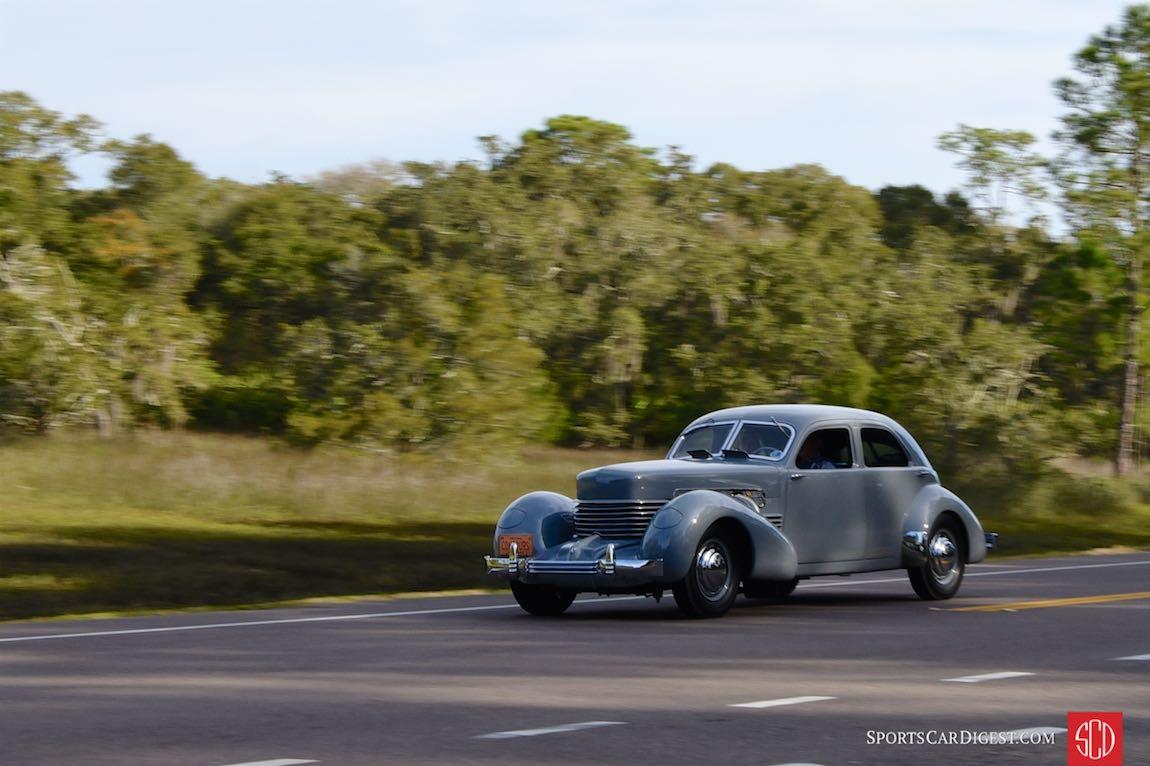 1937 Cord 812 SC Westchester
