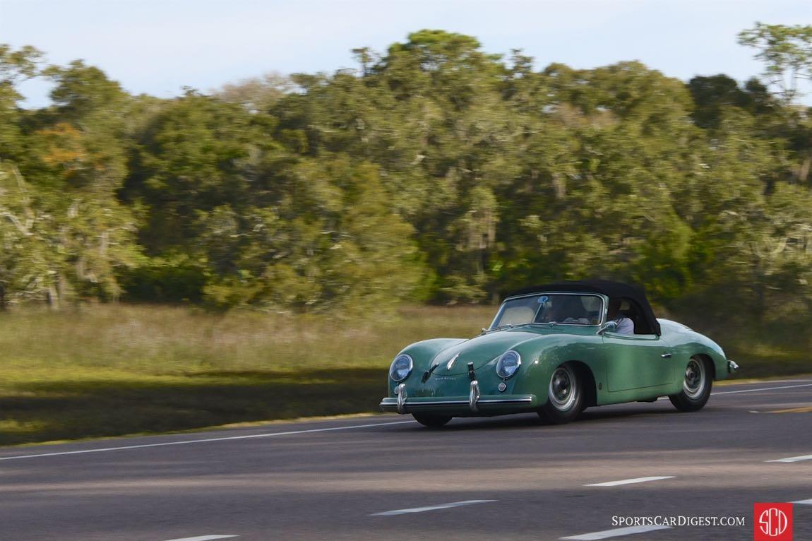 1952 Porsche 356 America Roadster