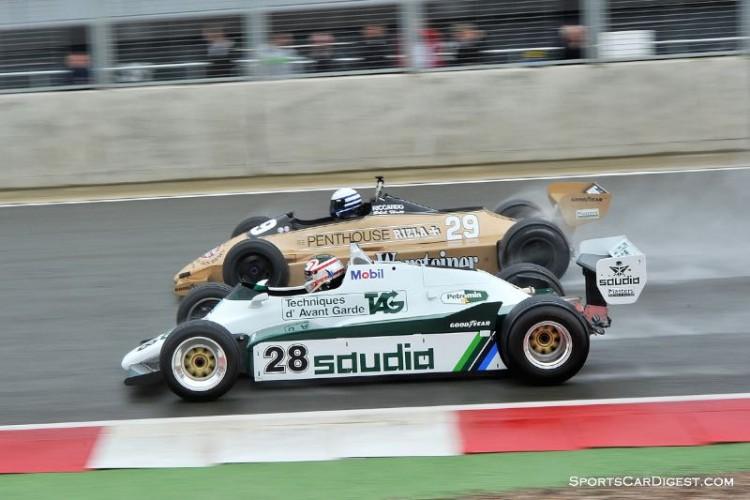 Williams FW08