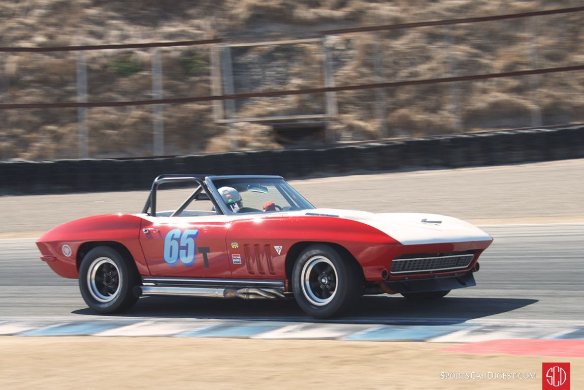 Chris Springer - Chevrolet Corvette