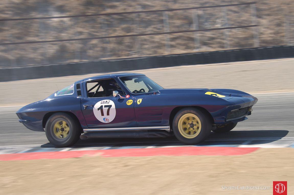 Bruce Trenery, Corvette.