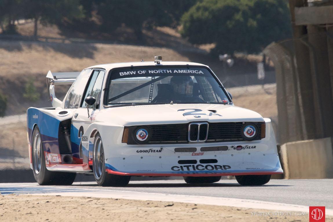 Henry Schmitt - BMW 320