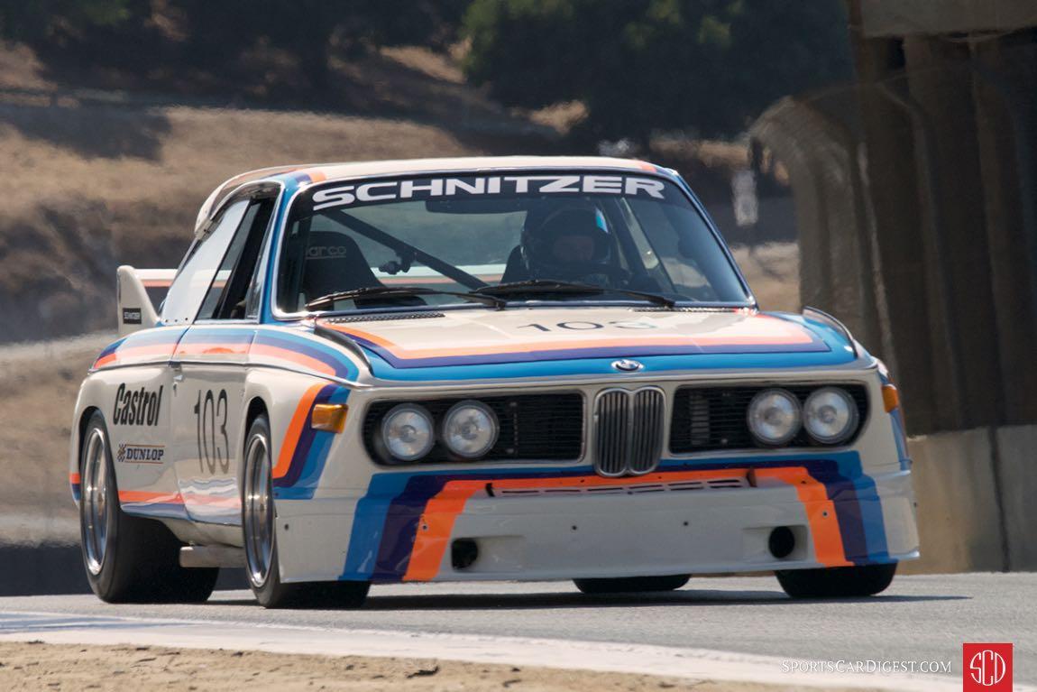 Thor Johnson - BMW CSL