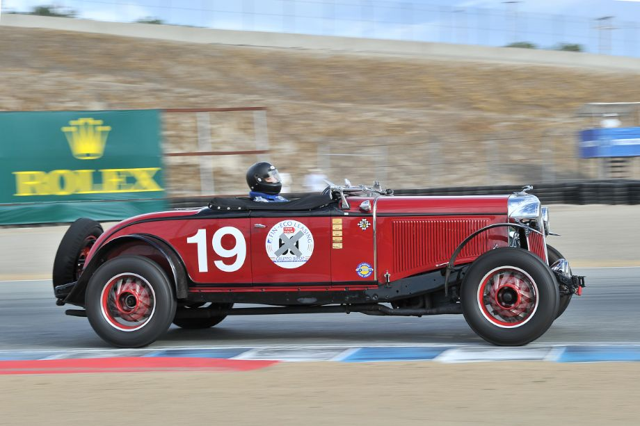 1931 Chrysler CD-8 Le Mans