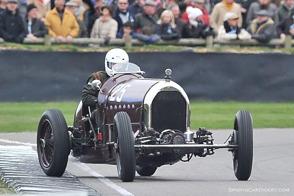 1923/32 Richard Bolster Special