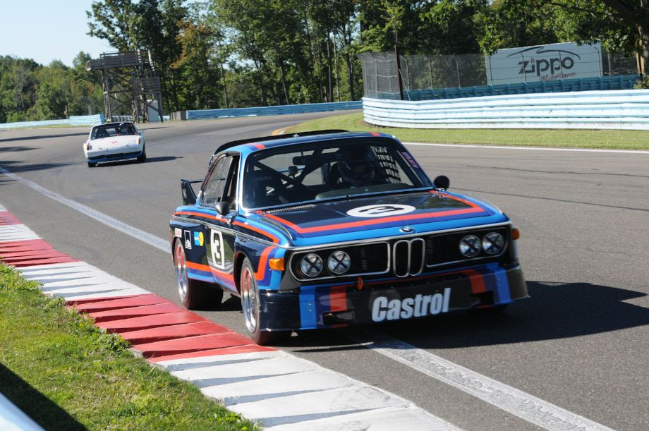 1972 BMW 3.0 CSL.