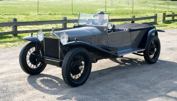 Martin Swig - 1925 Lancia Lambda 5th series Torpedo