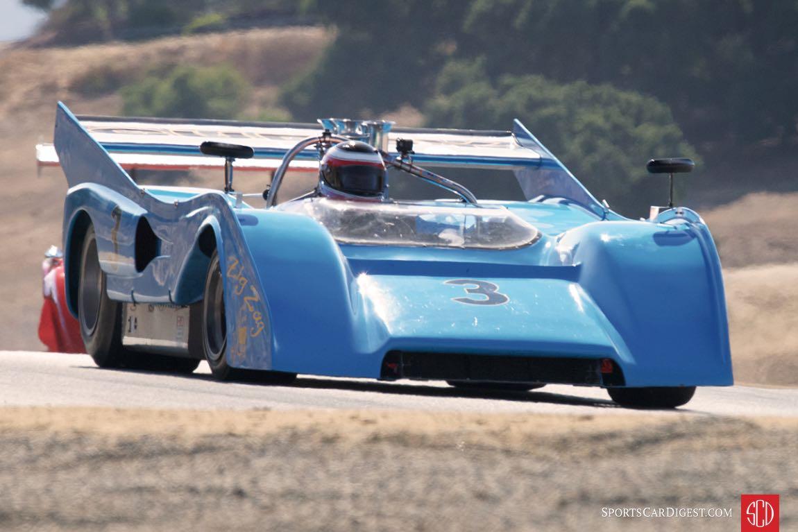 Jim Stengel - McLaren M8-FP