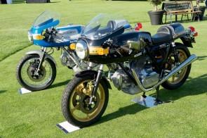 1980 Ducati 900SS at Quail Motorcycle Gathering