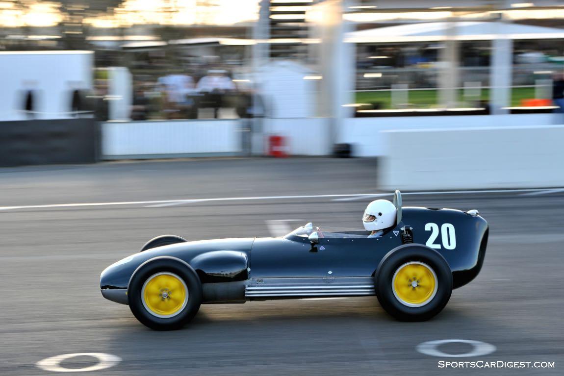 1959 Lotus-Climax 16