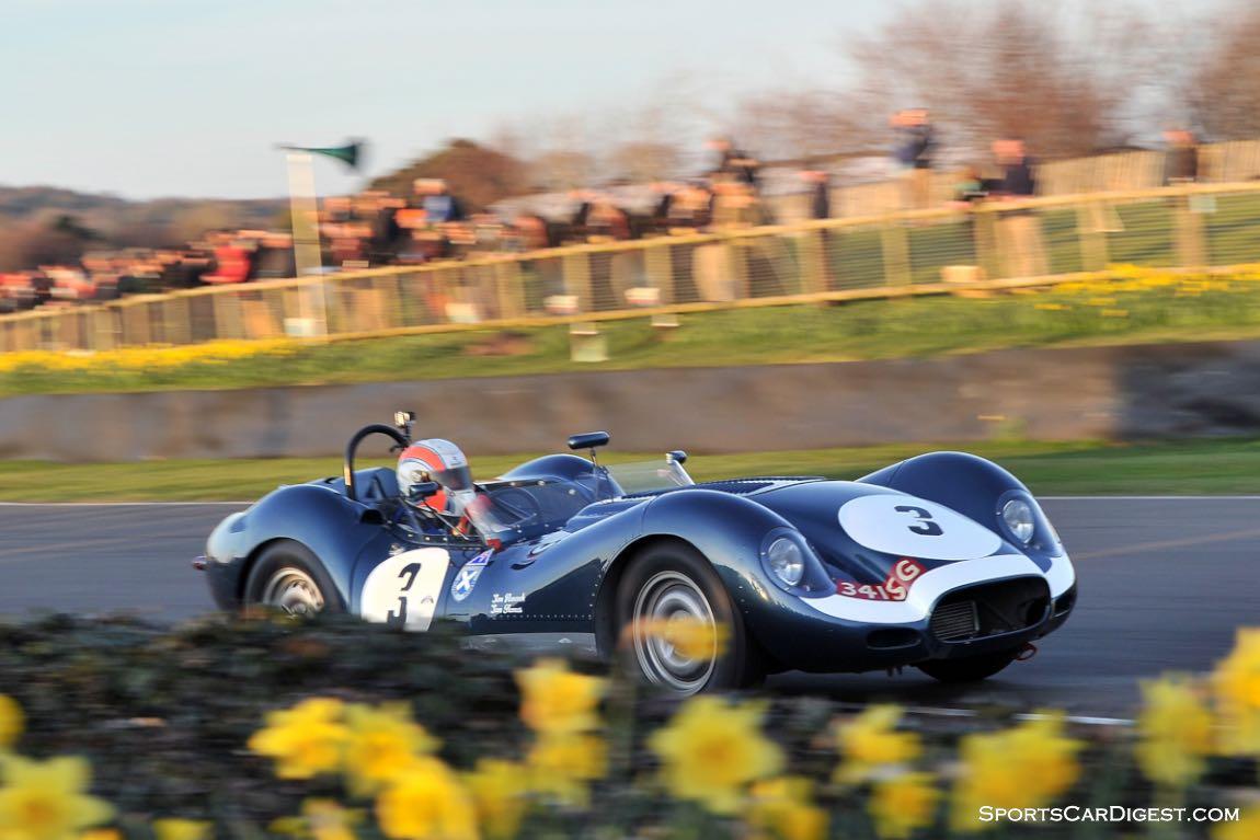 1958 Lister-Jaguar 'Knobbly'