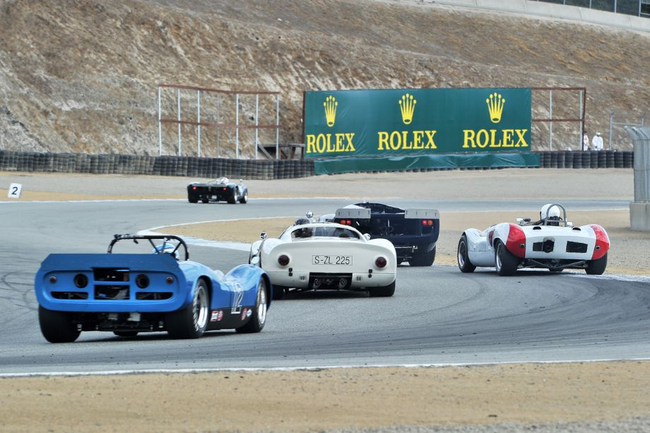 Group 4A race for 1960-1968 Sports Racing USRRC Cars