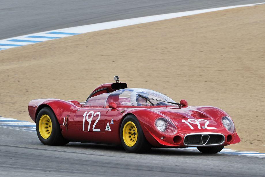 1967 Alfa Romeo T33/2