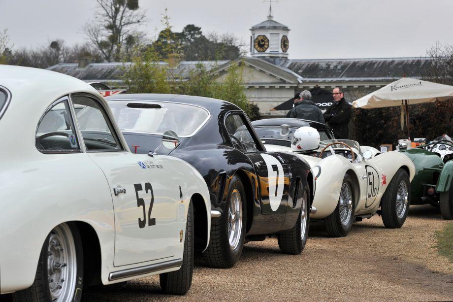 Goodwood Motorsports Press Day