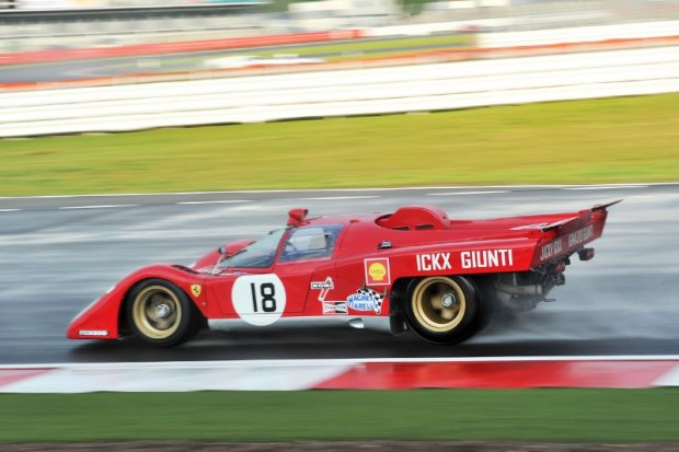 4. Silverstone Classic Report and Photo Gallery - Tim Scott brought more than 750 pictures that captured the massive and interesting field of entrants at the Silverstone Classic.
