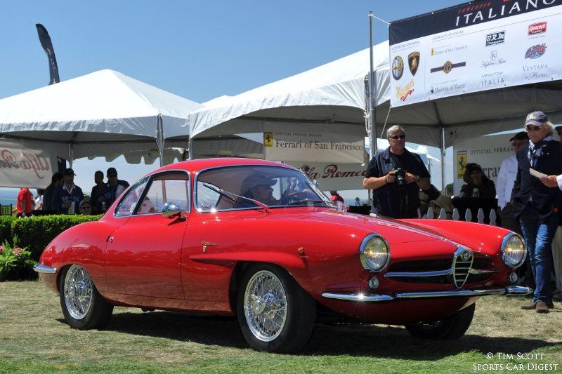 Steven Hill's 1963 Ferrari 250P.