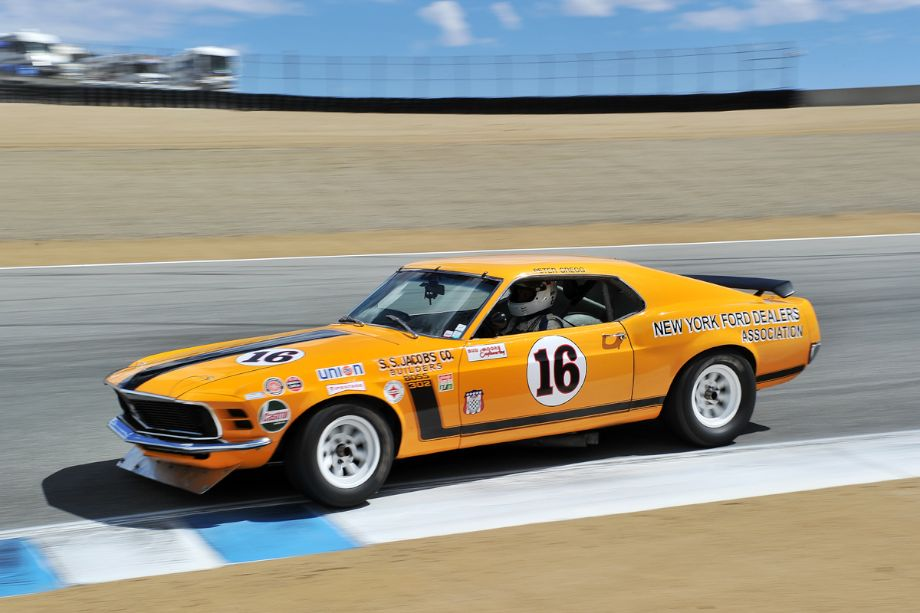 1970 Ford Boss Mustang 302