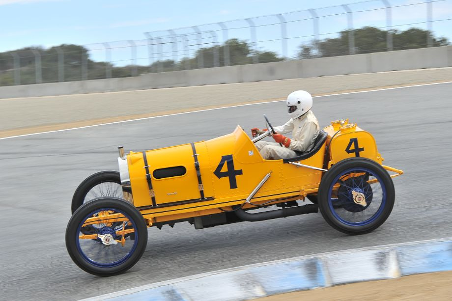 1913 Mercer Race
