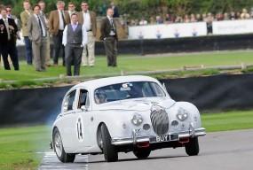 Jaguar Mk1 - Derek Bell and Williams