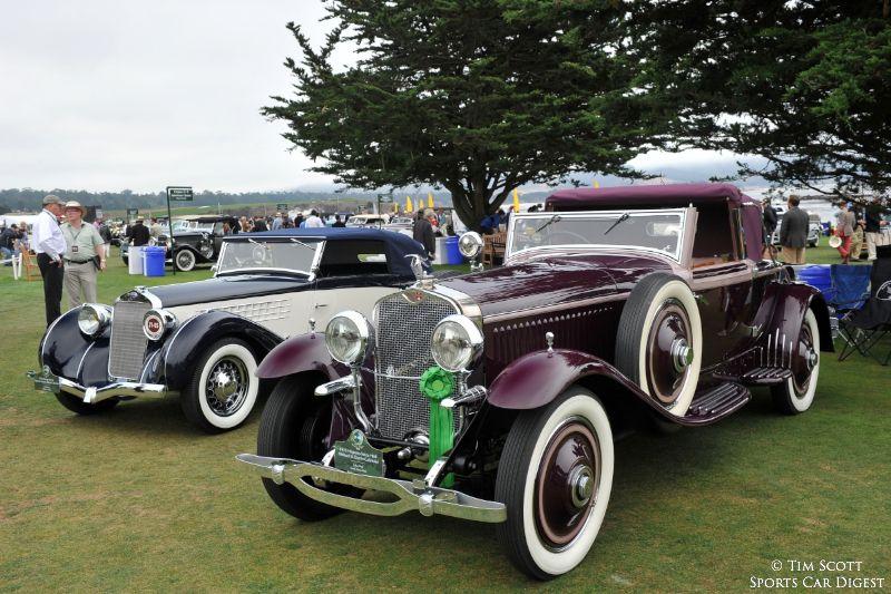 1929 Hispano-Suiza H6B Hibbard and Darrin Cabriolet
