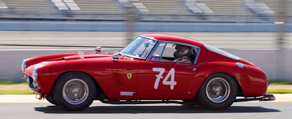 Ned Spieker's 1961 Ferrari 250 GT SWB Berlinetta