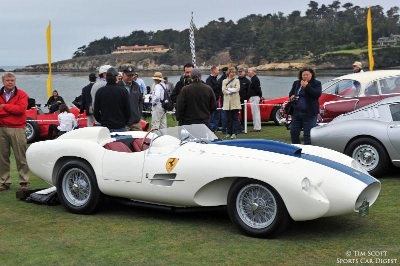 1954 Ferrari 250 Monza Scaglietti