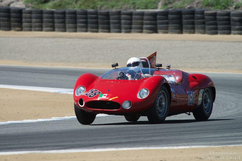 1958 Ferrari 250 Testa Rossa Scaglietti Spider 0736TR