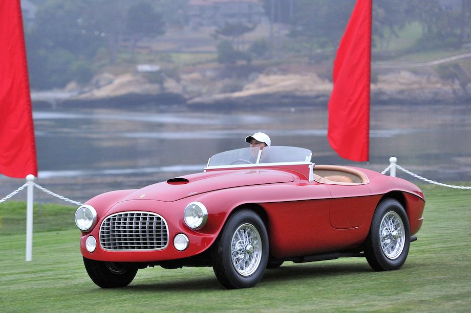 1951 Ferrari 212 Export Touring Barchetta