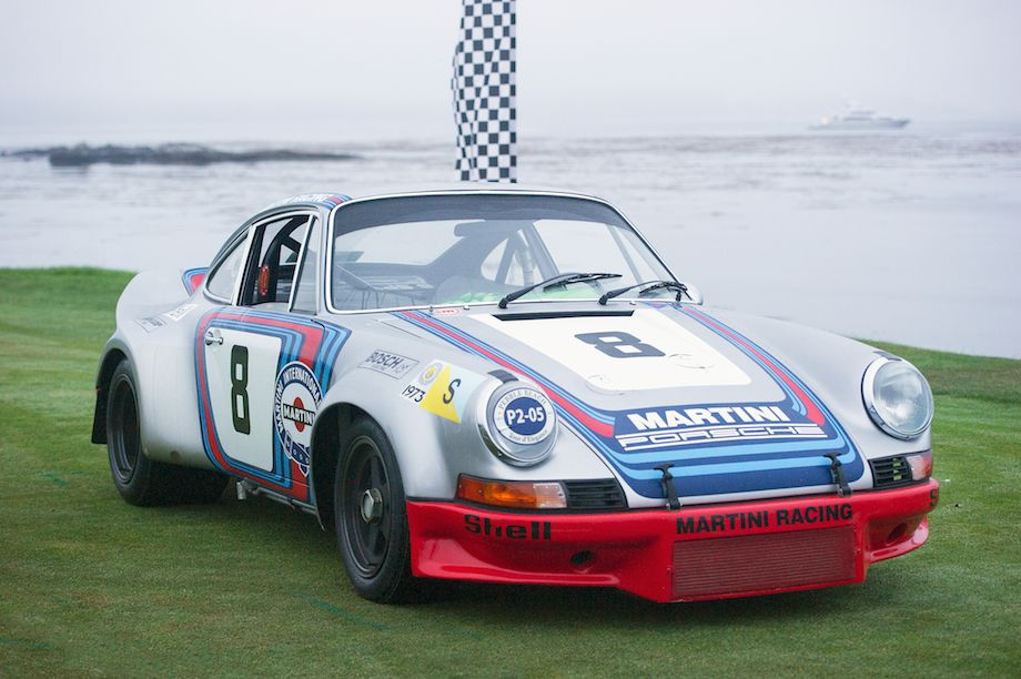 1973 Porsche 911 Carrera RSR Coupe