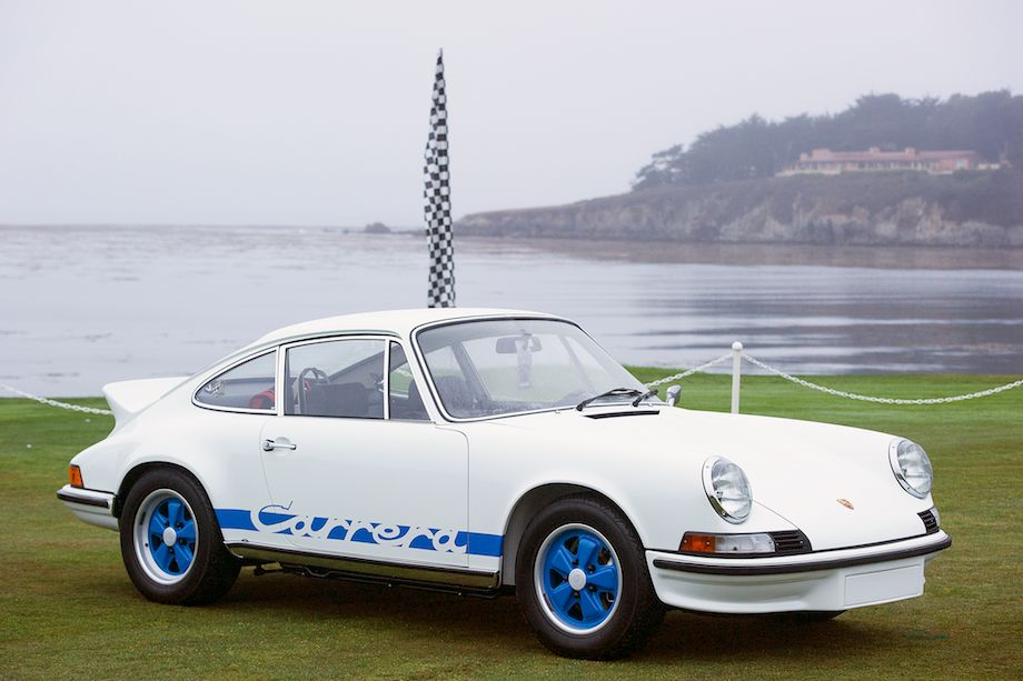 1973 Porsche 911 Carrera RS Coupe