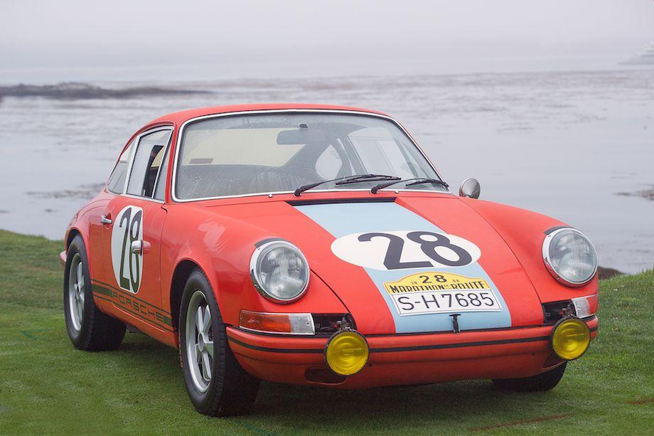 1969 Porsche 911S GT Coupe
