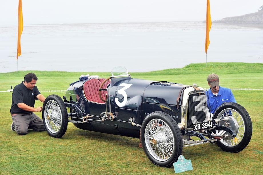 1925 Aston Martin 16 Valve Twin Cam Grand Prix