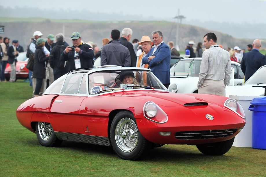 1960 Alfa Romeo Superflow IV Pinin Farina Coupe