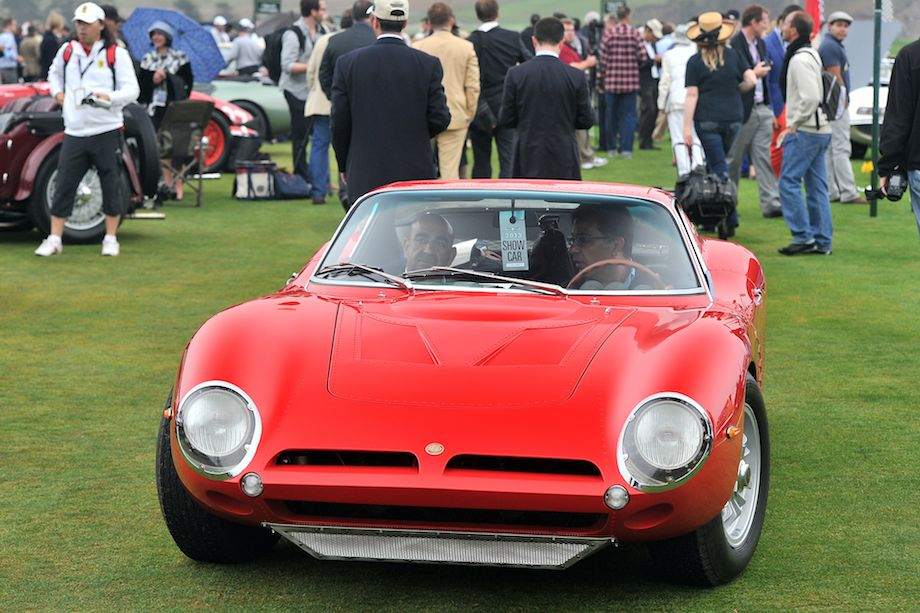 1964 Iso A3C Drogo Coupe