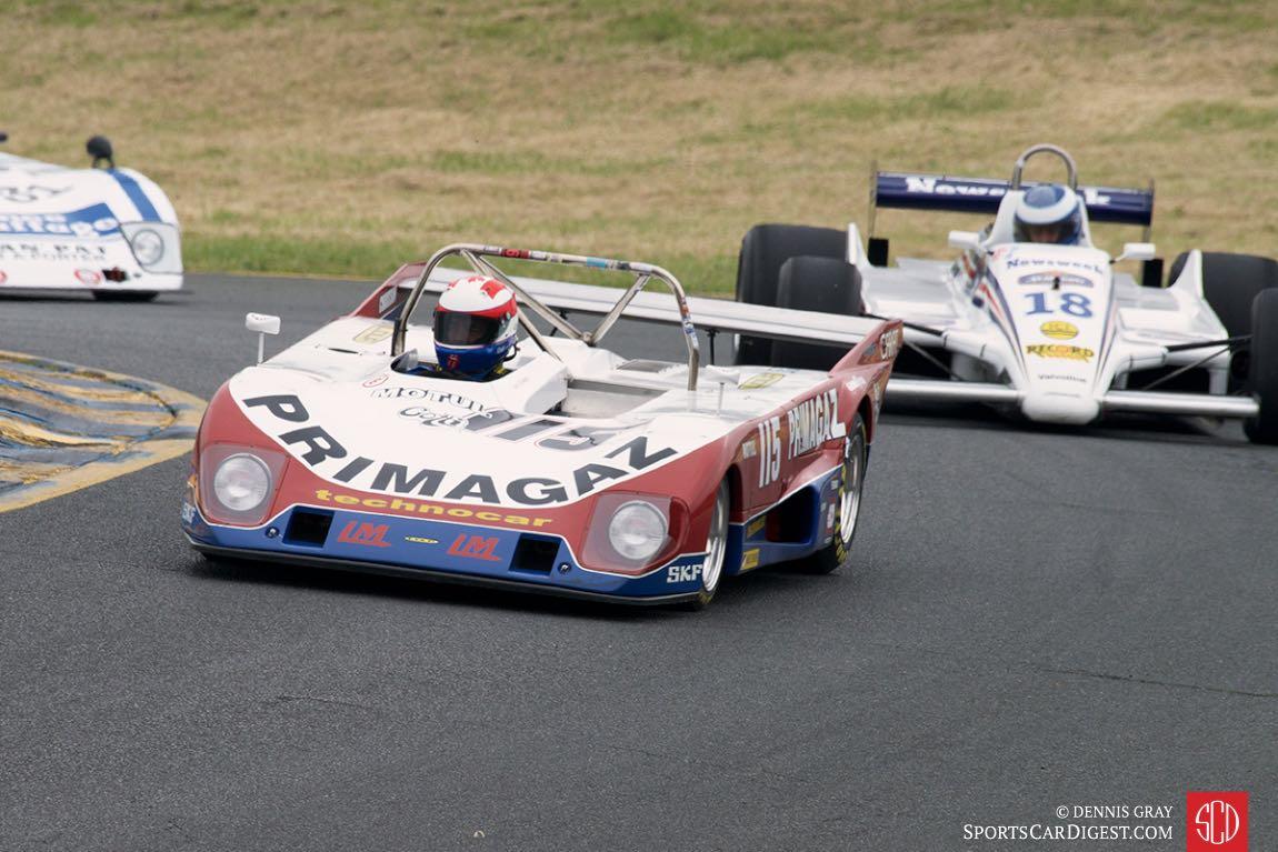 Primagaz 1973 Lola T292